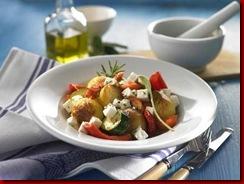 Gemse-Rstkartoffel-Salat 01 Thumb in Grillparty und Salakis aus 100% Schafsmilch