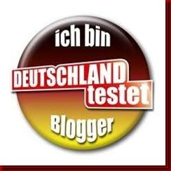 Deutschland Tester Blogger Badge 3 Thumb Thumb in