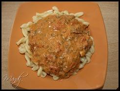 P3290324 Thumb in Rezept: Nudeln mit Thunfisch-Tomaten-Käse Sauce