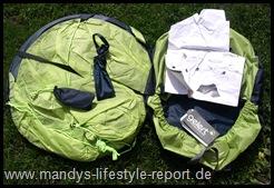 P5160643 Thumb in Produkttest: Wurfzelt Gelert Quickpitch SS Compact tent