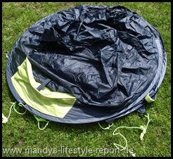 P5160644 Thumb in Produkttest: Wurfzelt Gelert Quickpitch SS Compact tent