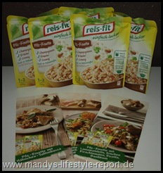 P6040817 Thumb in Produkttest: reis-fit einfach lecker - Pilz Risotto