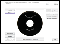 Donut-Anhnger-schwarz-mit-Ihrem-Fingerabdruck-LAS-DNBK-FA-Mozilla-Firefox 2013-11-13 20-15-41 in Silberschmuck.de - Schmuckstücke individuell gravieren