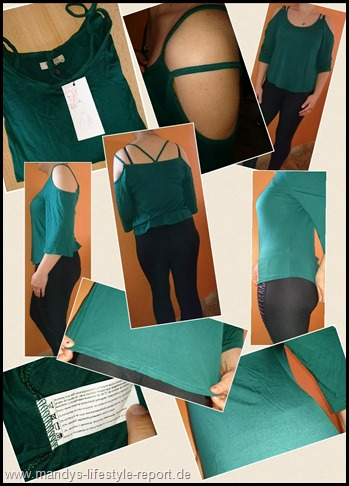 20170410 224932 Thumb in Damen Shirt Schulterfrei von ACEVOG