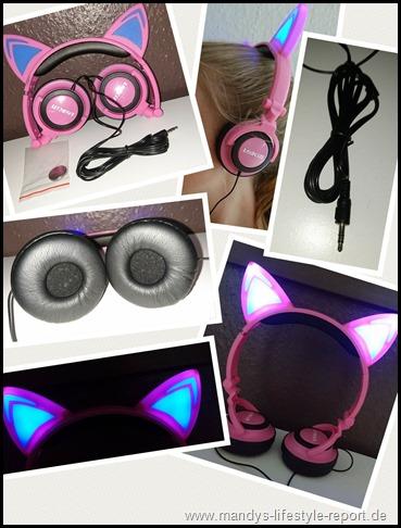 20170623 194836 Thumb in Katzen Kopfhörer mit LED Funktion von LOBKIN